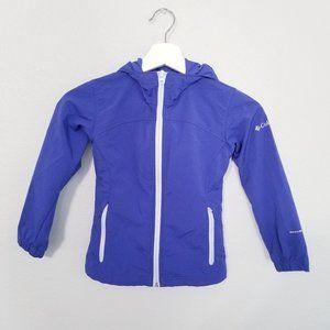 Girl's Columbia Hooded Jacket SIze 6/6x